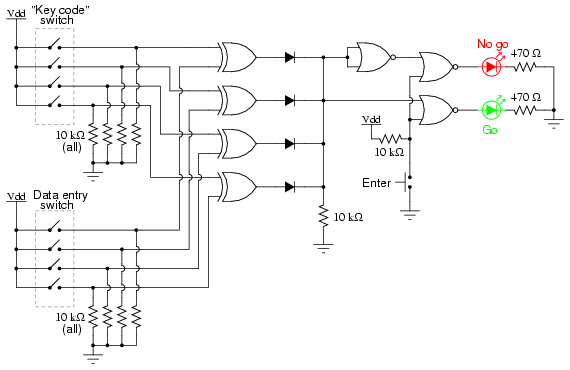 Surprising Logic Gate Circuit Diagram Basic Electronics Wiring Diagram Wiring Digital Resources Ommitdefiancerspsorg
